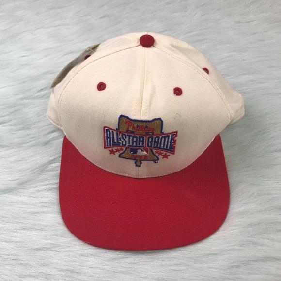 76712f92296 Vintage 1996 Phillies MLB Deadstock Baseball Cap